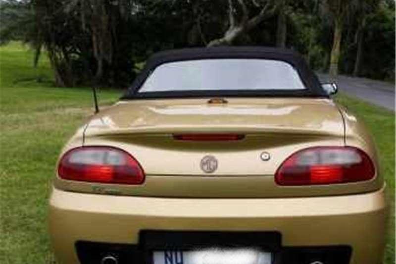 2003 MG TF
