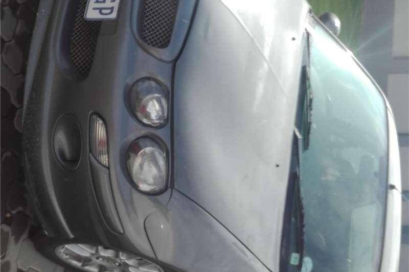 MG ZR 160 3 door 2006