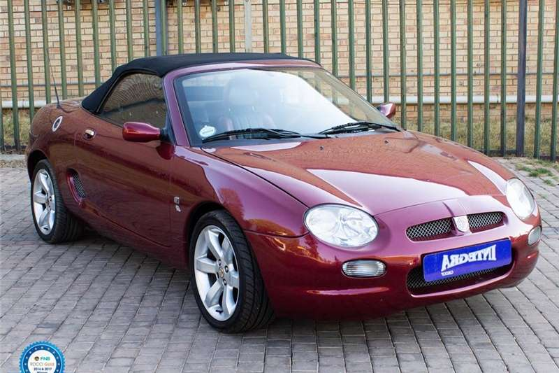 MG ZT 160 Turbo 2001