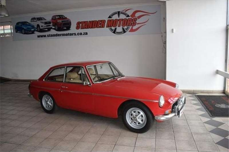 MGB GT Coupe 1972