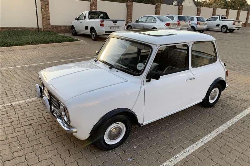 Mini Clubman Cooper 1970