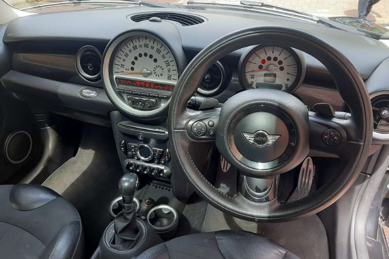 Mini Clubman Cooper S 2013