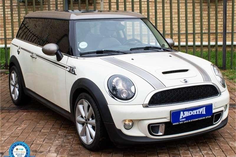Mini Clubman Cooper S  auto 2015