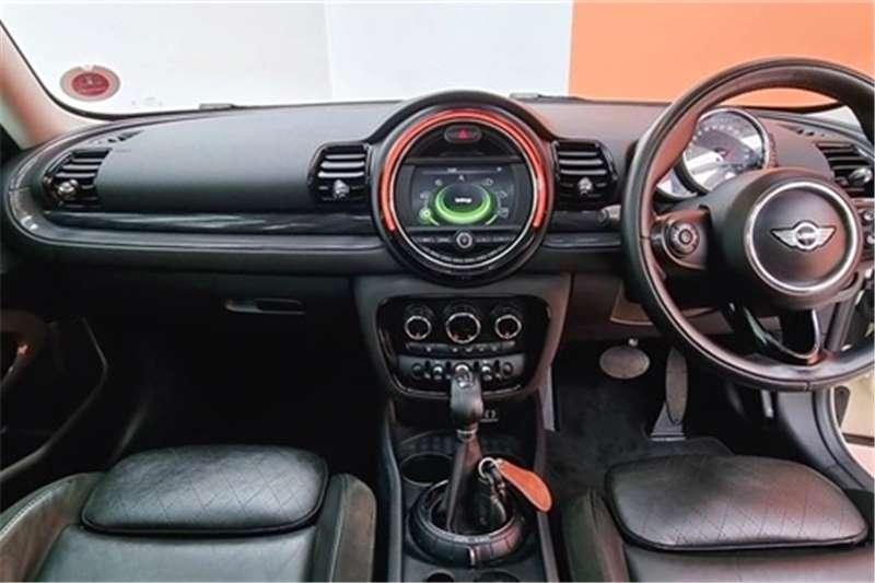 Used 2016 Mini Clubman Cooper S  auto
