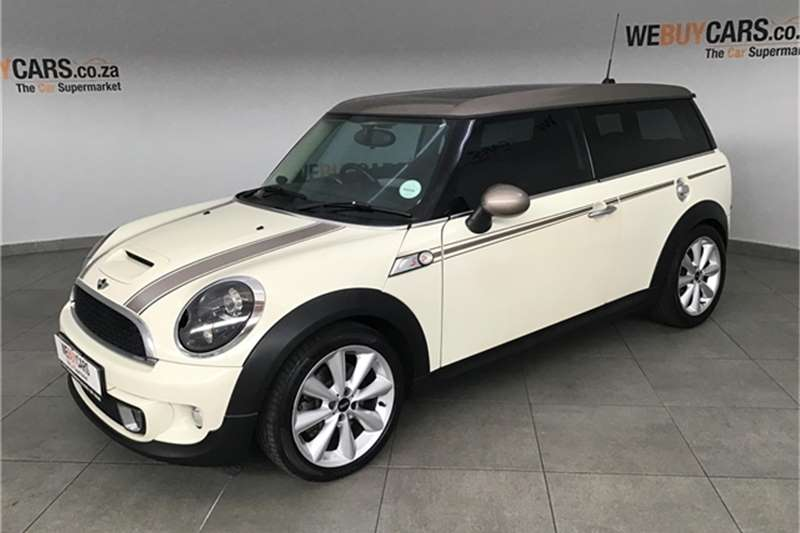 Mini Clubman Cooper S  steptronic 2015