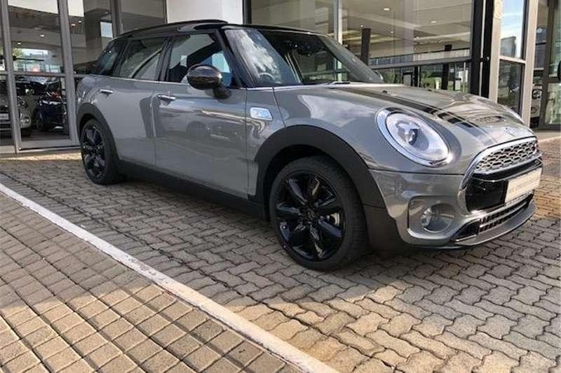 2019 Mini Clubman Cooper S  auto