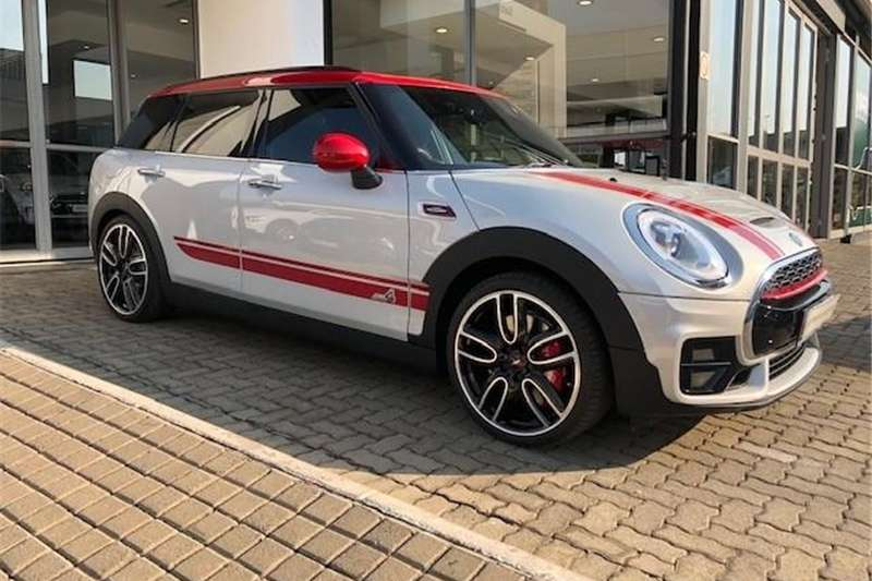 Mini Clubman John Cooper Works ALL4  sports auto 2019