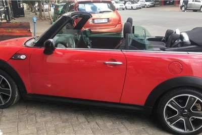 Used 2010 Mini Convertible COOPER S CONVERTIBLE A/T