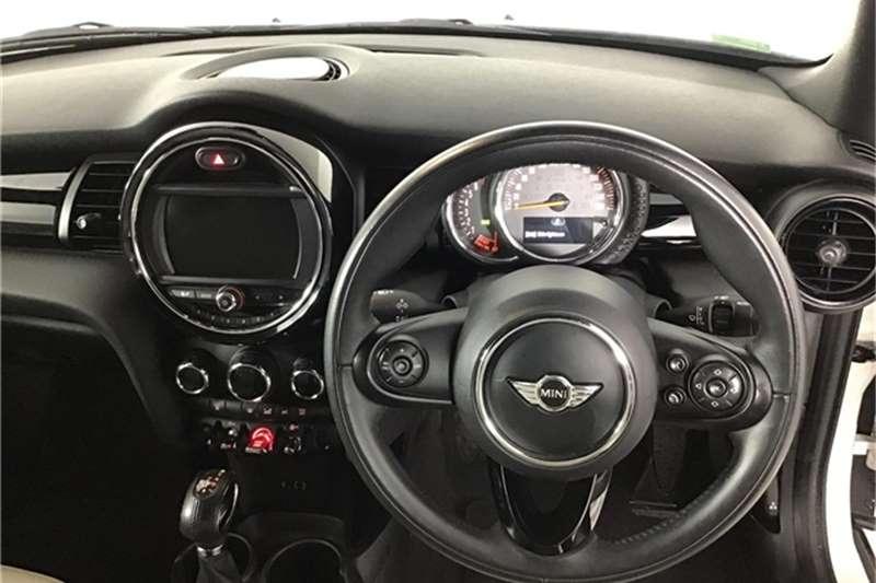 Mini Convertible Cooper S Convertible auto 2016