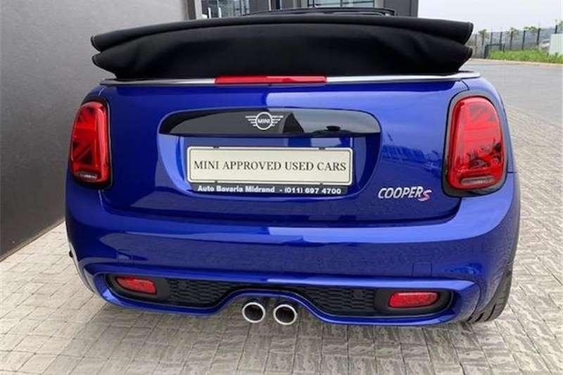 Mini Convertible Cooper S Convertible Auto 2019