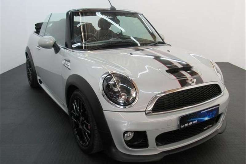 Mini Convertible John Cooper Works 2012