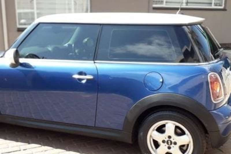 Used 2007 Mini Cooper
