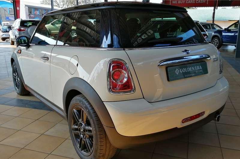 Mini Cooper 3 Door Auto 2014