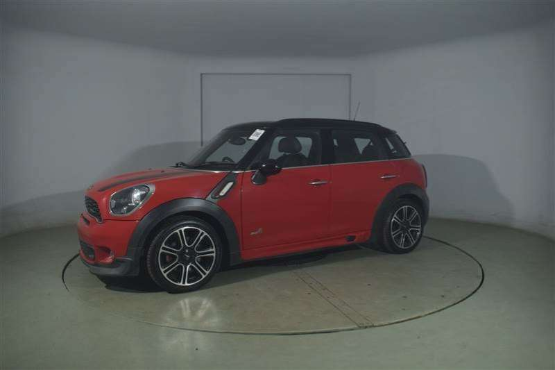Mini Cooper JCW COUNTRY A/T 2013