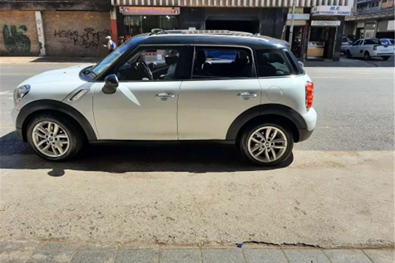 Mini Cooper R60 countryman 2014