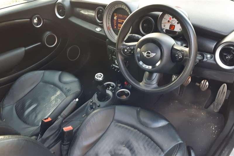 Used 2013 Mini Cooper S