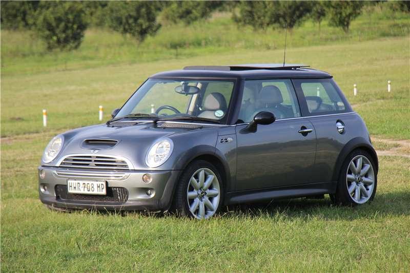 Mini Cooper S 2004