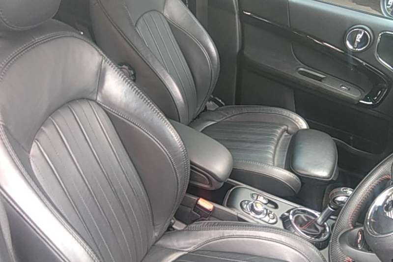 Used 2017 Mini Cooper S