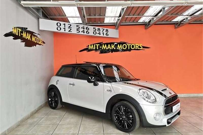 Mini Cooper S Coupe Auto 2014