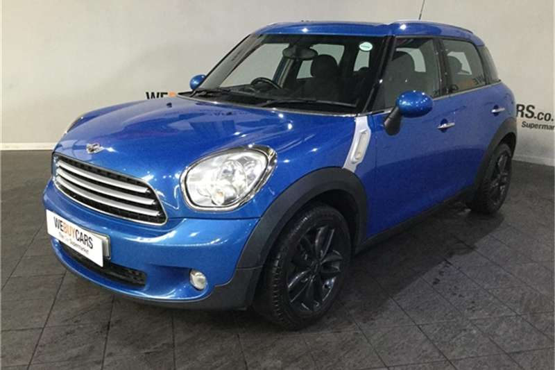 Mini Countryman Cooper 2011