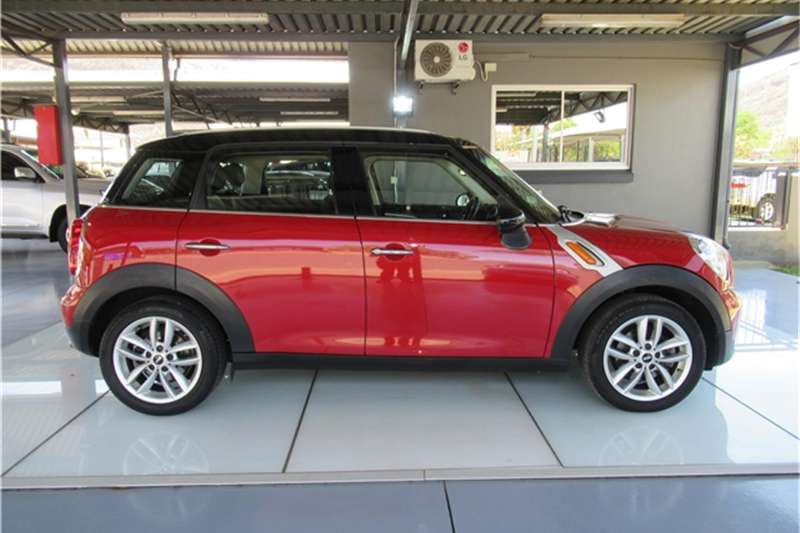 Mini Countryman Cooper 2014