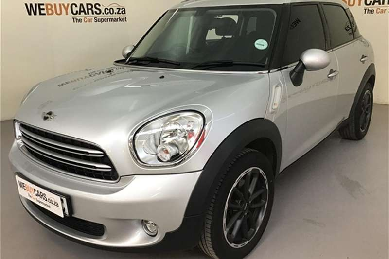Mini Countryman Cooper  auto 2016
