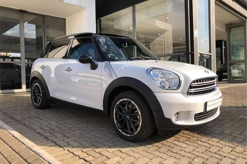 Mini Countryman Cooper  auto 2017