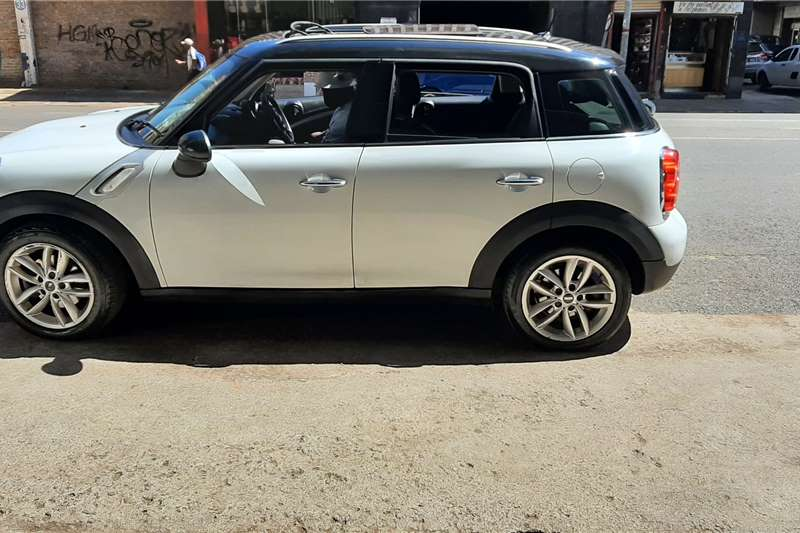 Used 2014 Mini Countryman COOPER COUNTRYMAN A/T