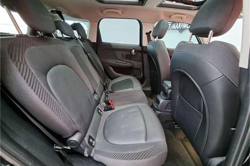 2018 Mini Countryman Cooper Countryman auto