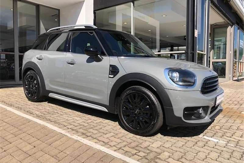 Mini Countryman Cooper D  auto 2019
