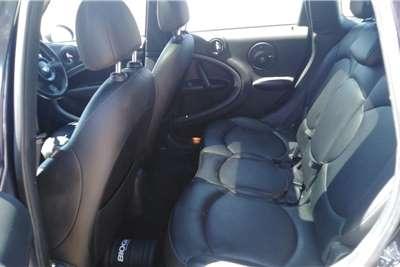 Used 2013 Mini Countryman Cooper S ALL4