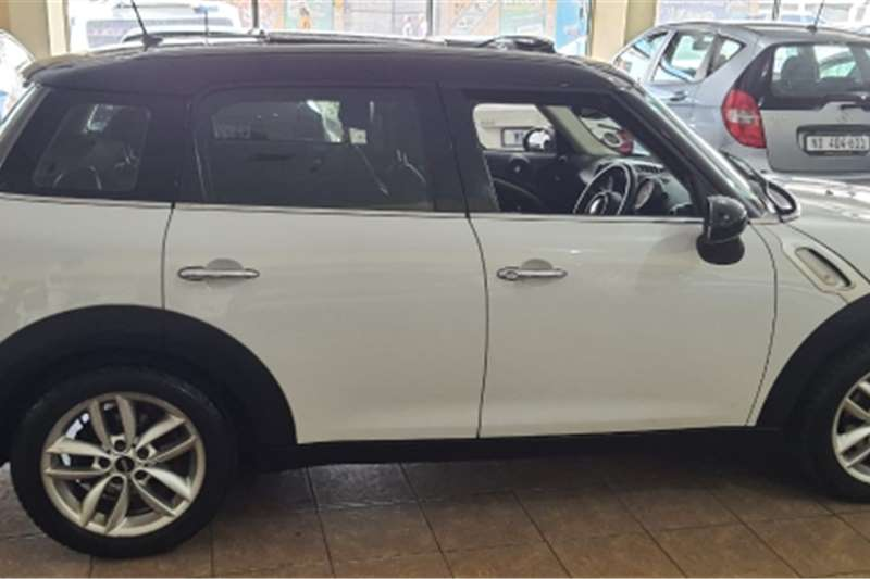 Used 2014 Mini Countryman Cooper S ALL4