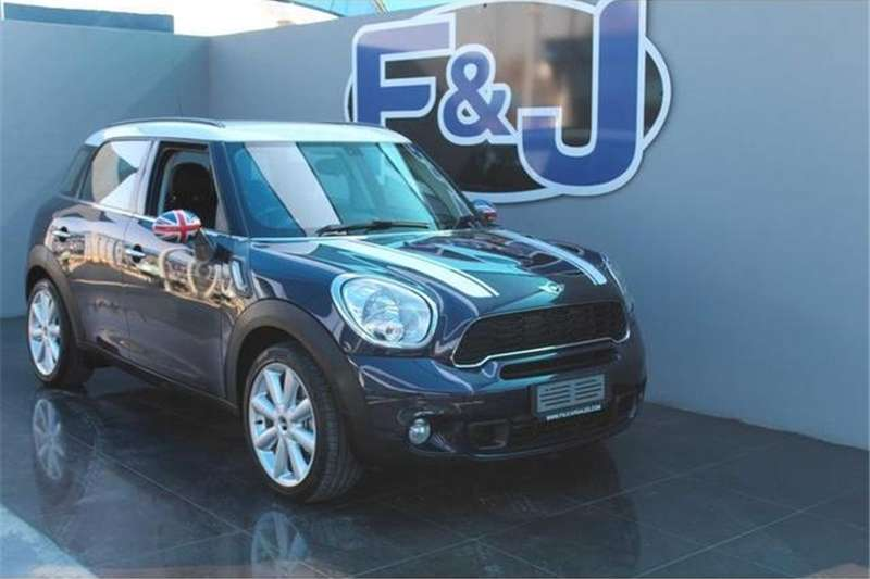 Mini Countryman Cooper S ALL4  steptronic 2012