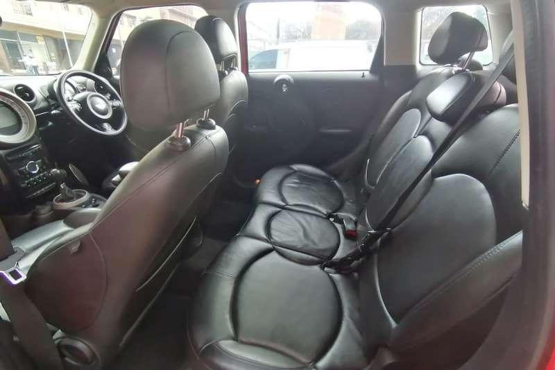 Used 2013 Mini Countryman Cooper S  auto
