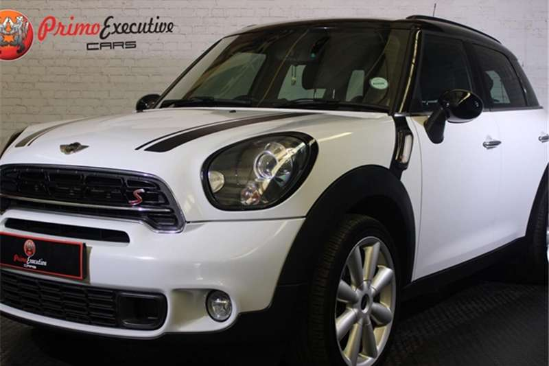 Mini Countryman Cooper S  auto 2016