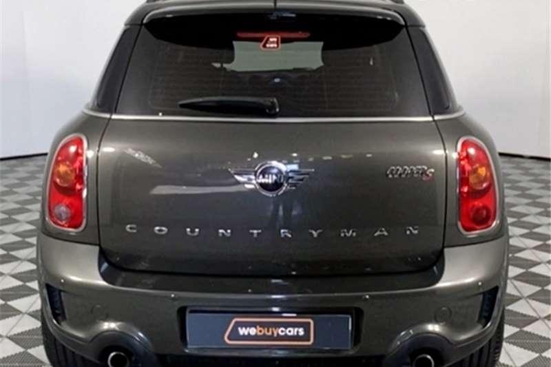 2013 Mini Countryman Cooper S Countryman steptronic