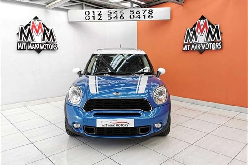 Mini Countryman Cooper S  steptronic 2012