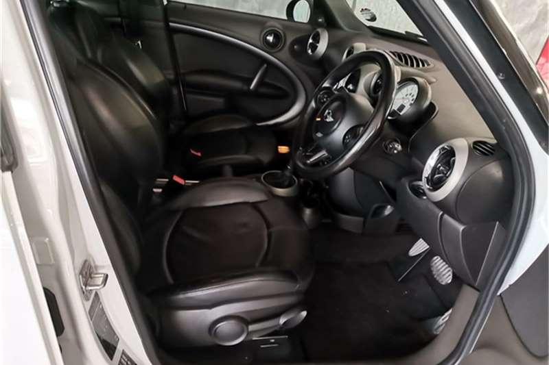 Used 2012 Mini Countryman Cooper S  steptronic