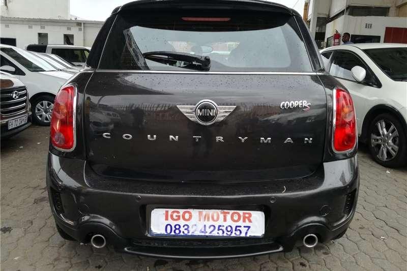 Used 2017 Mini Countryman