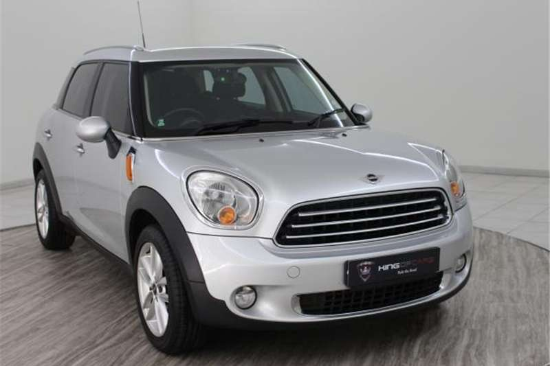 Mini Countryman Cooper  steptronic 2011