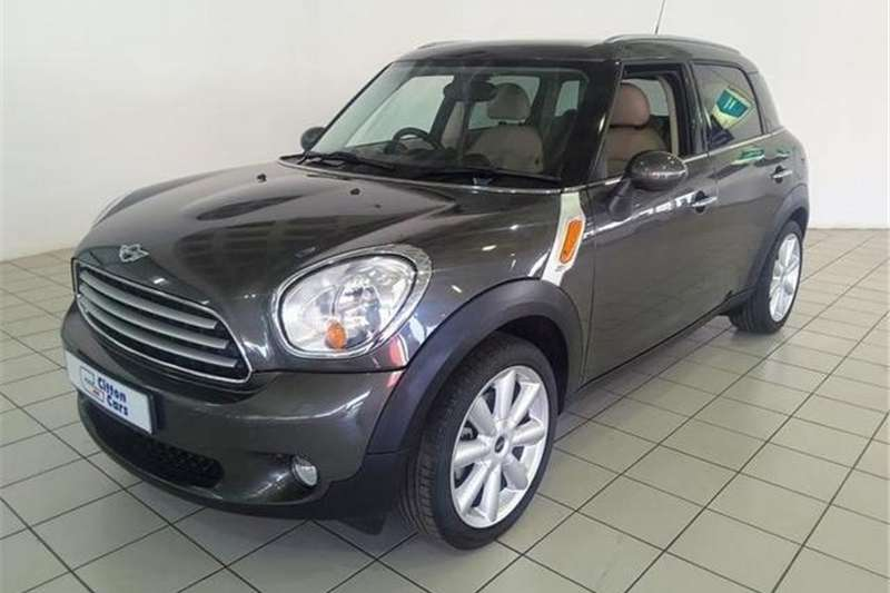 Mini Countryman Cooper  steptronic 2012