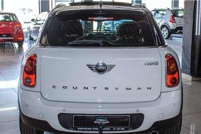Mini Countryman Cooper  steptronic 2013