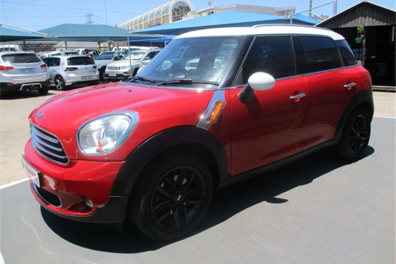 Mini Countryman Cooperauto 2014