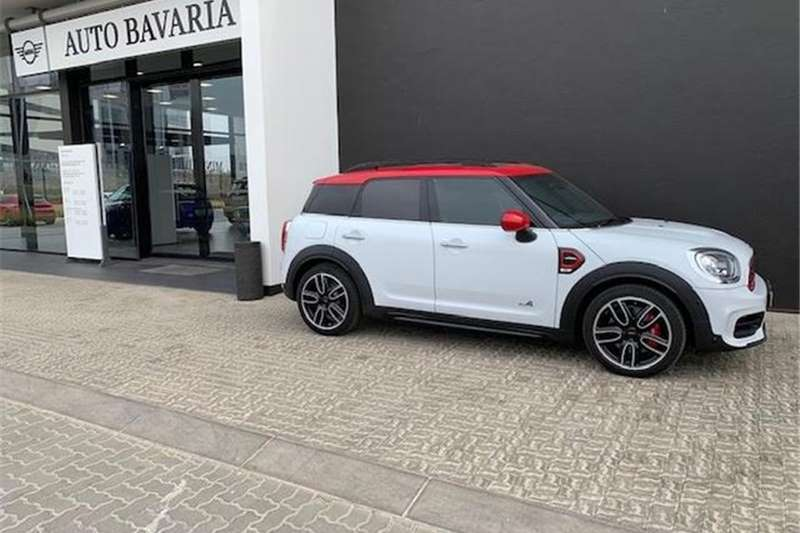 Mini Countryman John Cooper Works ALL4 Countryman Sports Auto 2019