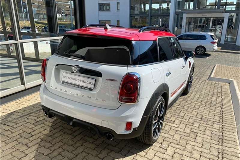 Mini Countryman John Cooper Works ALL4 Countryman sports-auto 2019