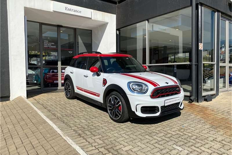 Mini Countryman John Cooper Works ALL4  sports auto 2018