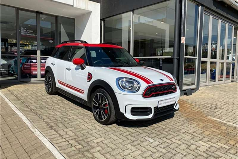 Mini Countryman John Cooper Works ALL4  sports auto 2020
