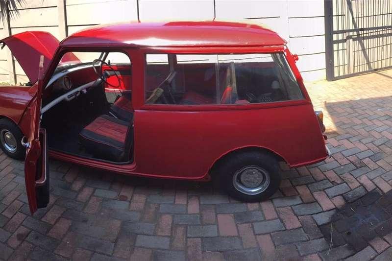 Mini Countryman no variant 1962