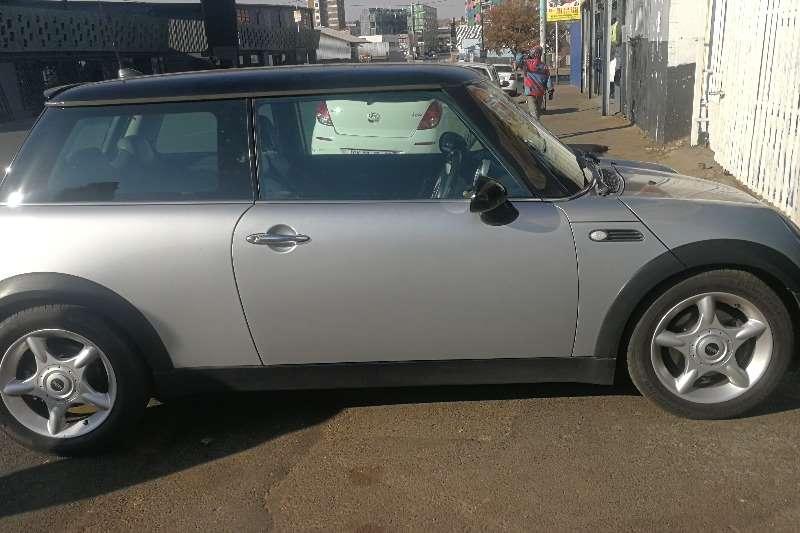 Used 2008 Mini Coupe Cooper
