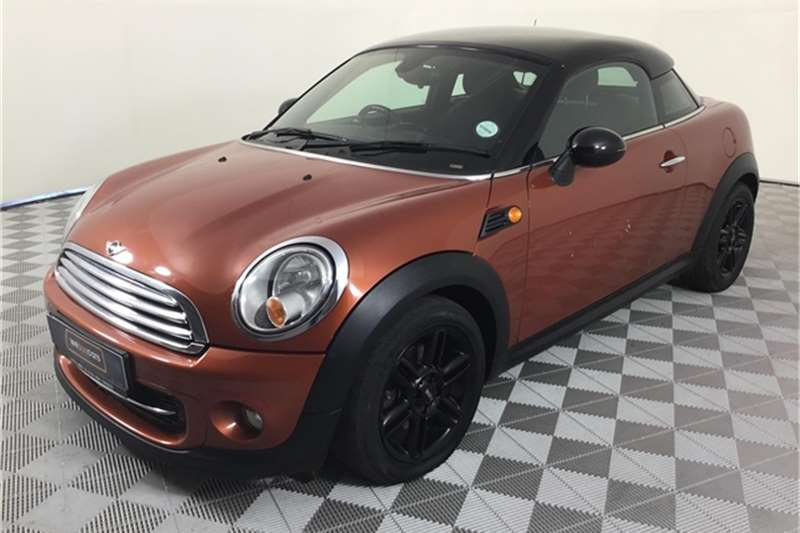 Mini Coupe Cooper  auto 2012